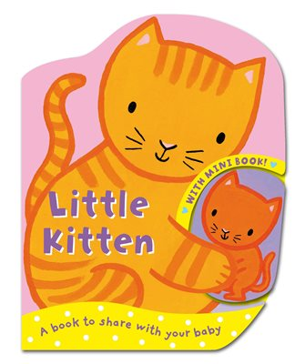 Book cover for Mummy and Baby: Little Kitten